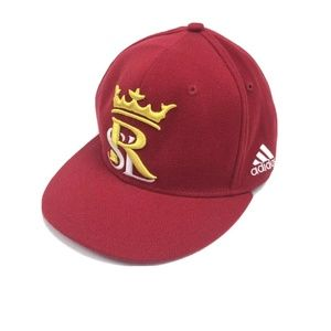 Adidas Real Salt Lake Soccer MLS Embroidered Hat